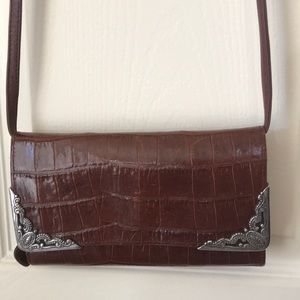 Brighton crossbody wallet/purse.